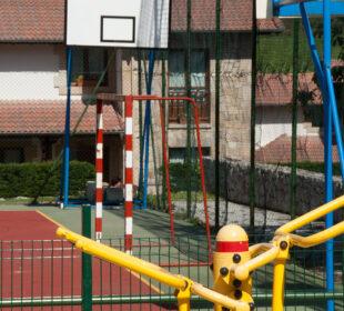 Escuela rural en Asturias