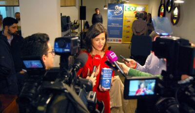 Presentación de la iniciativa ¿Quién es el jefe? en Madrid el pasado 24 de abril.