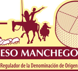 Logotipo oficial de la DO Queso Manchego