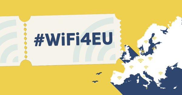 Imagen de la campaña Wifi4EU