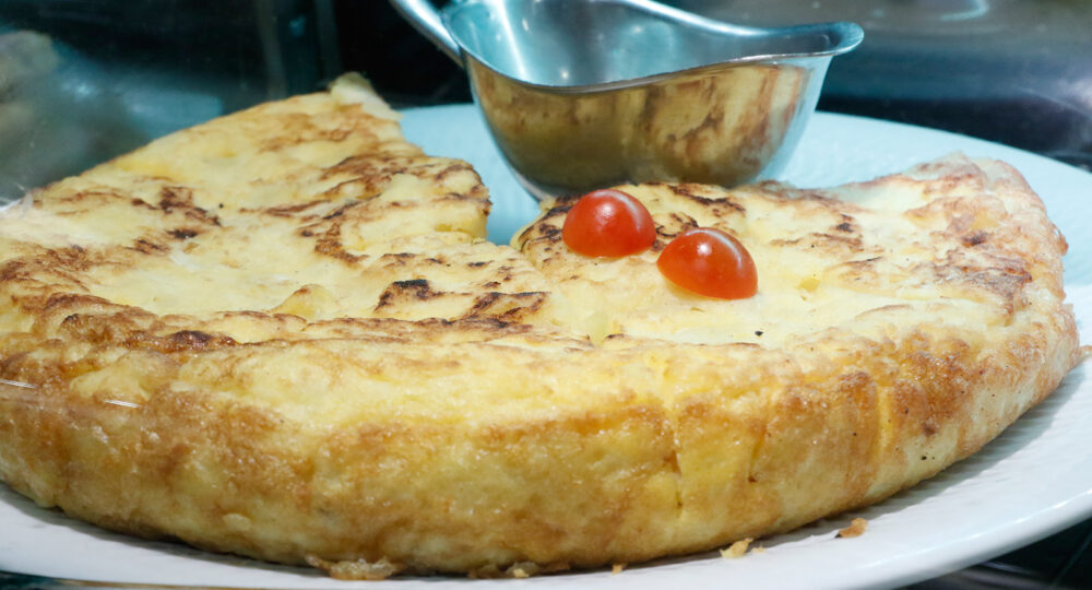 Cuál es el origen de la tortilla de patatas