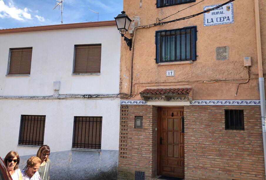 Casa Rural La Cepa, en Paniza (Zaragoza)