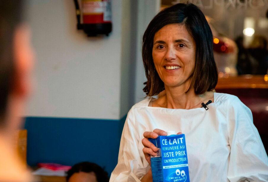 Annaïck Locqueneux García, impulsora de la iniciativa ¿Quién es el jefe? en España