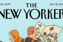 Recorte de The New Yorker turismo rural