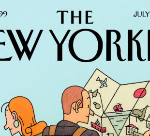 Recorte de The New Yorker turismo rural