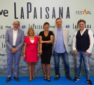 La Paisana, en TVE