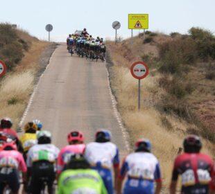 La Vuelta, en la etapa del 11 de septiembre de 2019. Foto: PhotoGómezSport. La Vuelta.