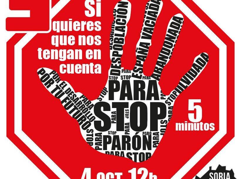Paro por la España vaciada