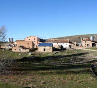 Pincorto de Arriba, donde ocurrió el trágico accidente.
