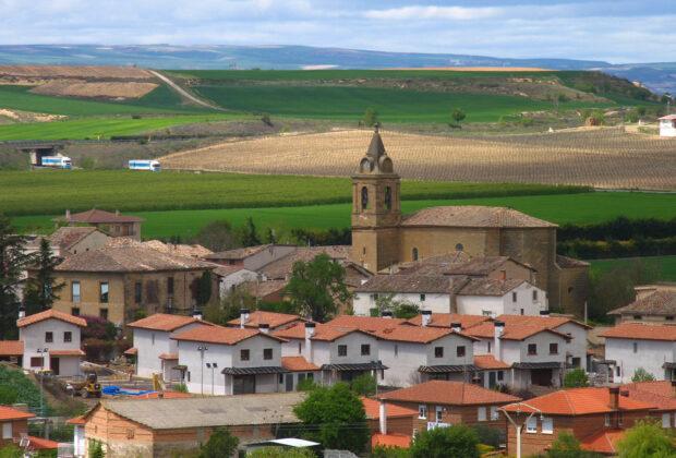 Ollauri, en La Rioja. Foto: Jim Budd. Creative commons
