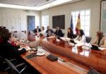 Comisión Interministerial de Agricultura, presidida hoy por Pedro Sánchez. Foto: Pool Moncloa.