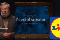 """Captura de """"el Preciobajismo"""", de LIDL."""
