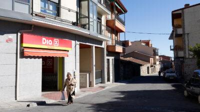 Un supermercado Día en El Barraco (Ávila). Autor: Joaquín Terán