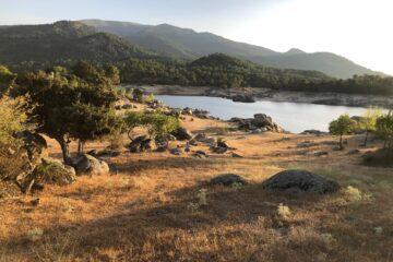 Pantano de El Burguillo, en el Valle de Iruelas (Ávila). Foto: EDR