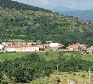 El Cuadrón, en el valle del Lozoya (Madrid). Foto: EDR
