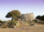 Construcción megalítica de la cultura talayótica en la isla de Menorca, uno de los lugares donde más se perfeccionaron las construcciones de piedra seca.