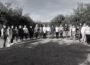 Un acto reivindicativo del grupo La Silla de Anea, integrado en FADEMUR. Foto: FADEMUR.