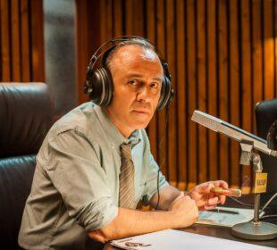 Javier Gutiérrez interpreta a Francisco Javier Maldonado 'Paco el Cóndor' en 'Reyes de la Noche' de Movistar. Foto: Emilio Pereda   Movistar