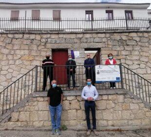 Inauguración del albergue de alta montaña en Peñalén.