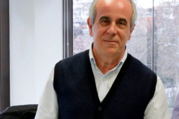 El periodista Ángel Juste Mata, Premio Especial 2021 de la Fundación de Estudios Rurales.