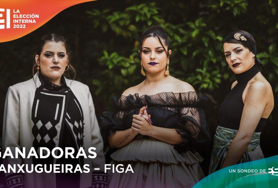 Tanxugueiras. Eurovision-Spain