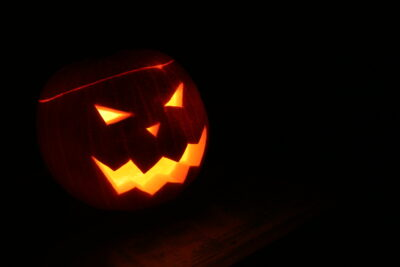 Calabaza para Halloween. Autor: Gonzalo Riestra. Creative Commons